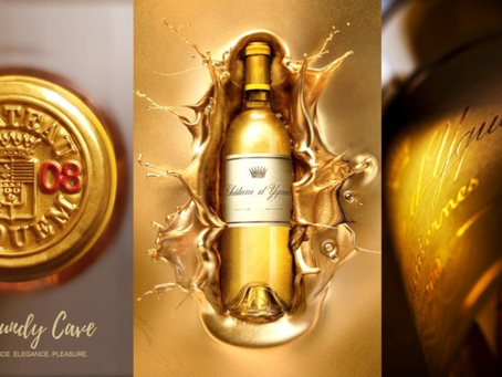 In-Stock Now! WA 95pts d'Yquem Sauternes 2008 & 1998 from HK$1,900/Bt+