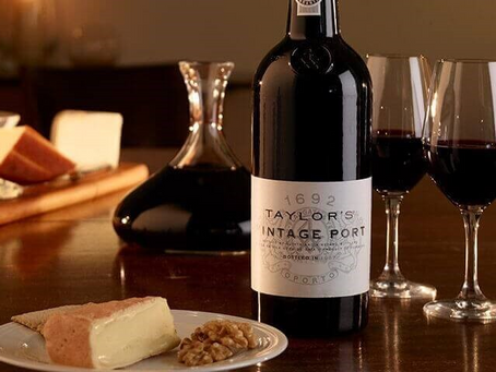 "100pts ""A Must Purchase"" RP! 1992 Taylor's Vintage Port at Special Price Today"