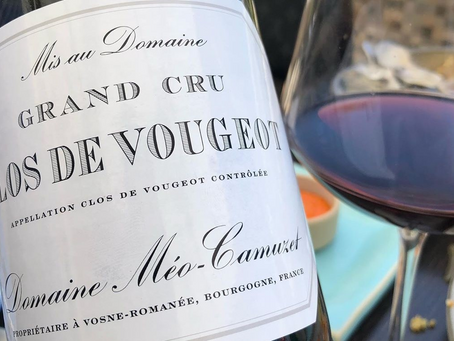 Arriving Soon! Meo Camuzet Clos Vougeot 2011 and Vosne-Romanee Chaumes 2013