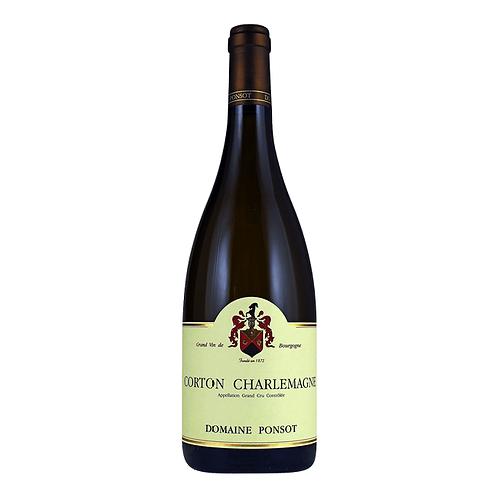 Corton-Charlemagne Grand Cru 2012   Ponsot (1*75cl)