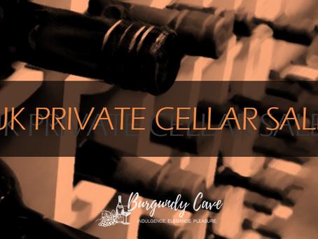 Don't Miss! Private Cellar Sale incl. Aged Dujac, Sylvain Cathiard, Comtes Lafon and Etienne Sauzet
