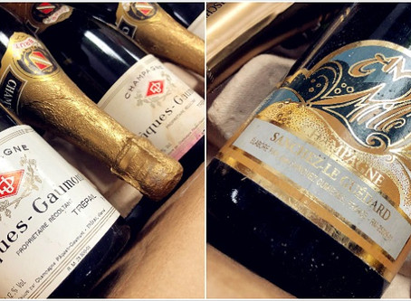 More Old Champagne from Private French Cellar, Only HK$280+ Per Bottle!