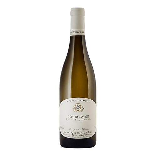 Bourgogne Blanc 2014   Henri Germain (1*75cl)