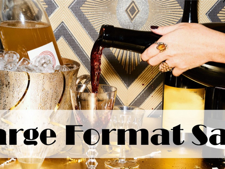 Large Formats: In-Stock and On Sale Now! Burgundies, Champagne and More Starting from HK$580 Only