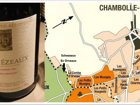 Dominique Laurent's Own Holdings, Neighboring Le Musigny Grand Cru from HK$499/Bt