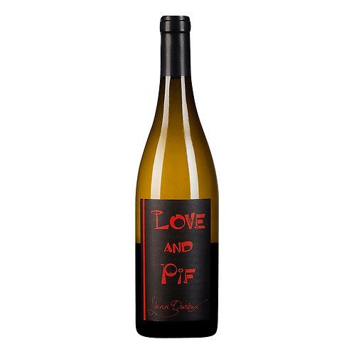 Recrue des Sens Bourgogne Blanc 'Love and Pif' 2017 | Yann Durieux (1*75cl)