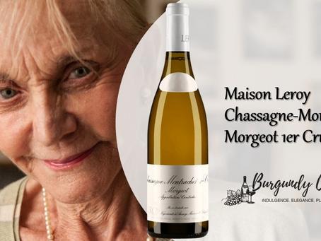 Rare & Best Price in Market! Maison Leroy Chassagne-Montrachet Morgeot 1er Cru 2010 from HK$2,550/Bt