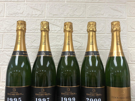 A Champagne house with a long history, Champagne Edouard Brun was founded by Edouard Brun in 1898 an