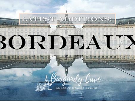 Burgundy Cave | BORDEAUX: Our Latest Additions incl. Petrus 2005, Mature Lafite, Mouton 1996...