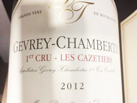 """""""A Classically-Styled Cazetiers"""", Same Score as Armand Rousseau at Just 19% of the Price"""