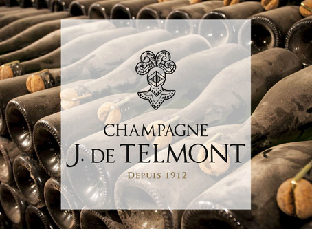 J. de Telmont Champagne Selection: Heritage, Grand Vintage and Grand Reserve from HK$250/Bt+
