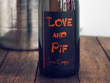 Yann Durieux Recrue des Sens Bourgogne Blanc 'Love and Pif' 2017