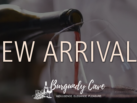 Burgundy Cave | This Week's New Arrivals incl. Bizot, Coche Dury, Taittinger and More!