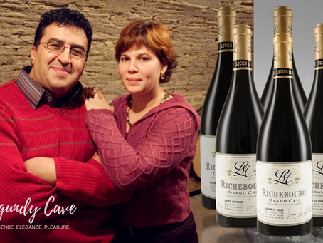 Richebourg Grand Cru 2017 by Lucien Le Moine: Special Price Offer Until 19th June 2021 Only