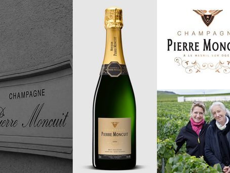 Pierre Moncuit Grand Cru Blanc de Blancs 2006 and 2008 from HK$415/Bt Only