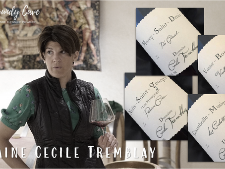 Don't Miss! Domaine Cecile Tremblay 2014-2018 Selection at Special Prices Now Until Fri