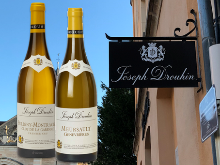 Ex-Domaine Joseph Drouhin 2015, Two Compelling Whites from Meursault & Puligny-Montrachet