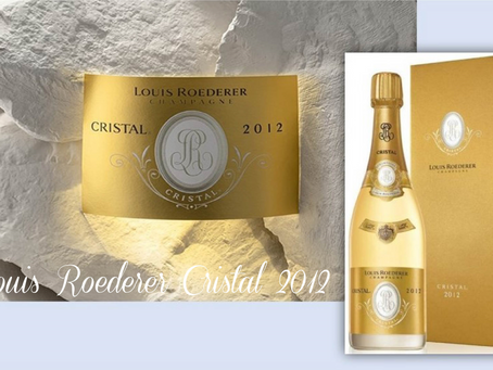 Arriving Next Week! 98pts Louis Roederer Cristal 2012: Last Chance to Secure at These Amazing Prices