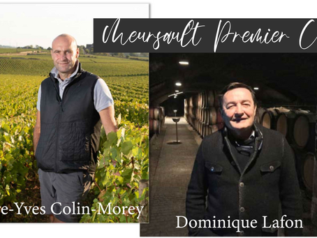 Arriving Soon! Meursault 1er Cru Selections from Pierre-Yves Colin-Morey and Comtes Lafon