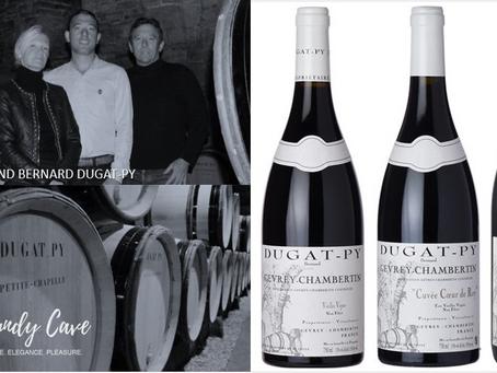 Mature Dugat-Py Gevrey-Chambertin Selection: 1999-2002 Coeur De Roy, Gevrey-Chambertin VV and Petite