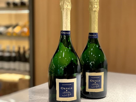 Special Offer On Latest Release 2008 De Saint Gall Orpale Blanc de Blancs from HK$680 Per Bottle