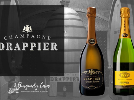 Champagne Drappier Grande Sendree and L'Oenotheque at Special Prices Starting HK$580/Bt+