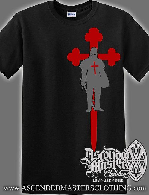 TEMPLAR NOIR T-Shirt