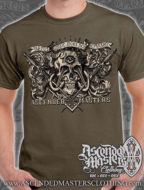 INSEPARABLES STANDARD T-Shirt (OLIVE)