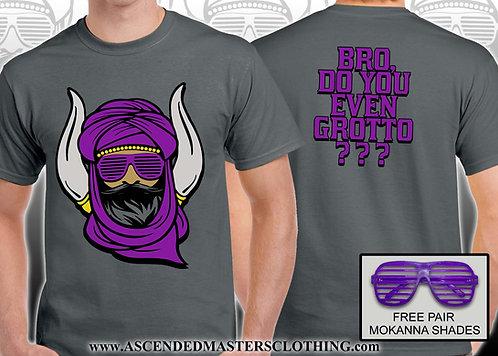 GROTTO HARD- MONARCH T-Shirt