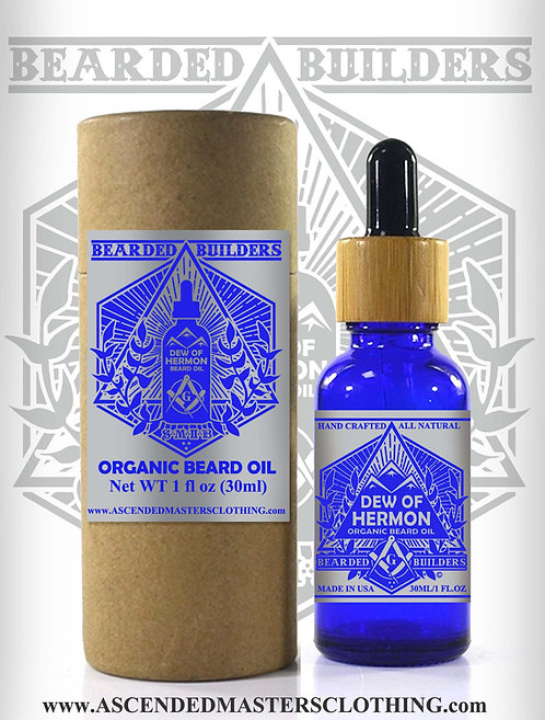 DEW OF HERMON 30ml Beard Oil