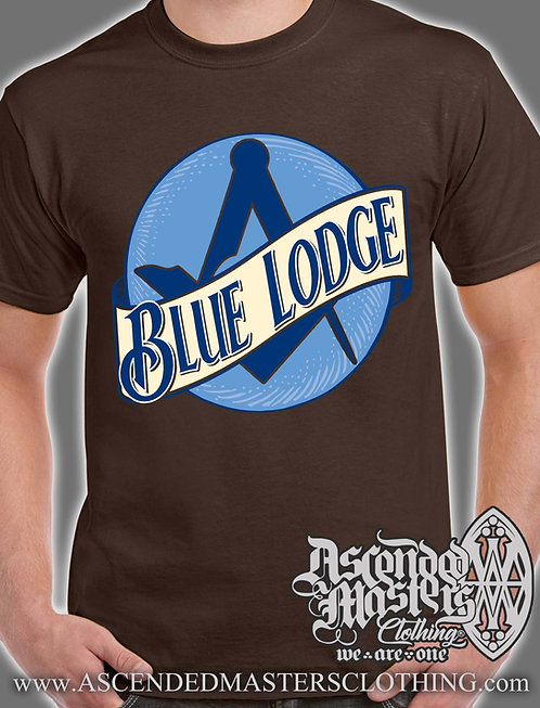 BLUE LODGE T-Shirt