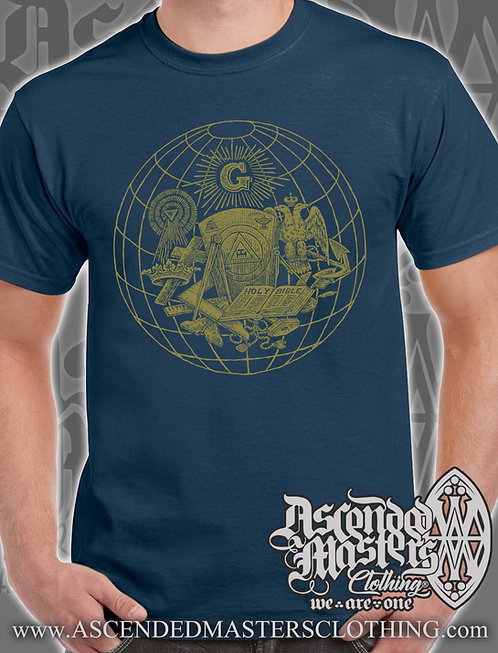 WORLDWIDE LIMITED EDITION T-Shirt (BLUE DUSK)