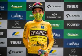 André Domingues veste Amarelo na penúltima etapa