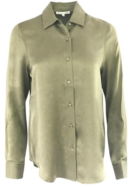Silke skjorte med krave nr 3108