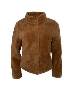 Kort jakke i pels fra sau vnr 5121