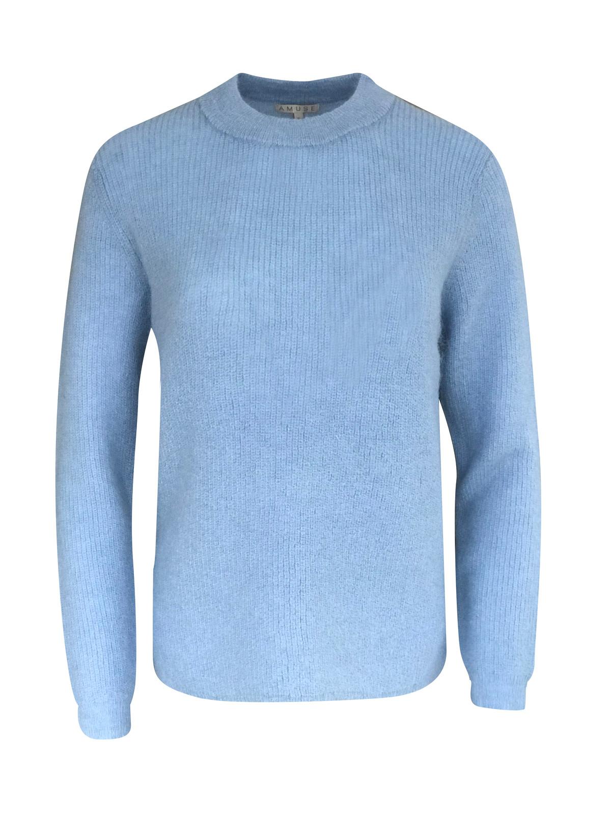 a26f1471 Strikket genser fra Amuse varenr. 2500