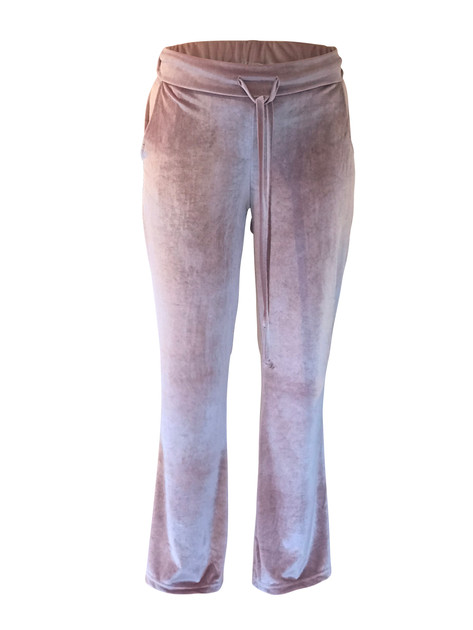Velour bukse 3702