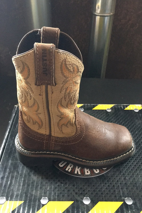 Youth Justin Boots style 4683 JR