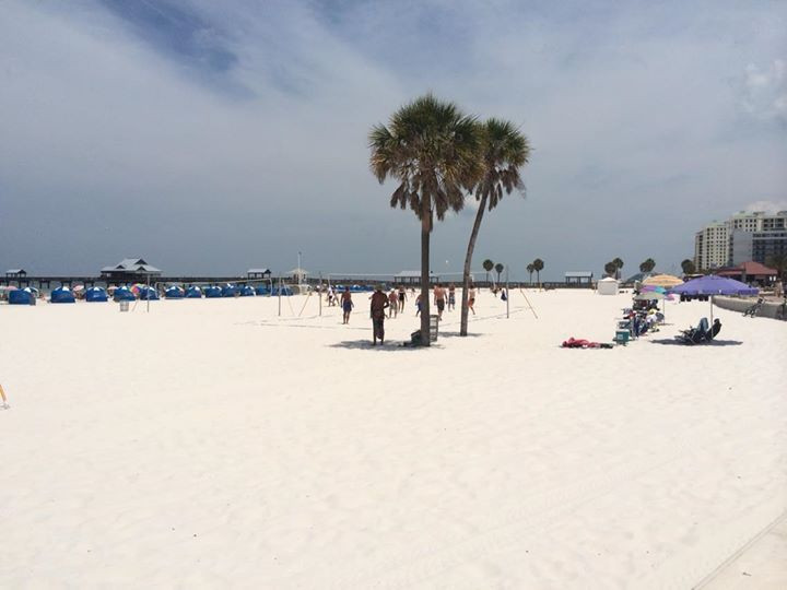 Clearwater Beach FL my mini vacation May