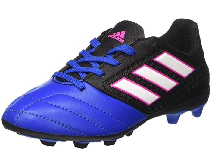 Adidas Unisex Kids' Ace 17.4 FxG J Futsal Shoes