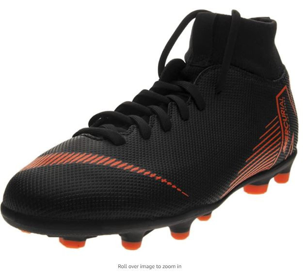Nike Unisex Kids' Jr Superfly 6 Club Mg Fitness Shoes