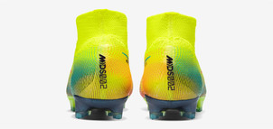 Kylian Mbappé Football Cleats Nike Mercurial Superfly VII Elite Dream Speed 2