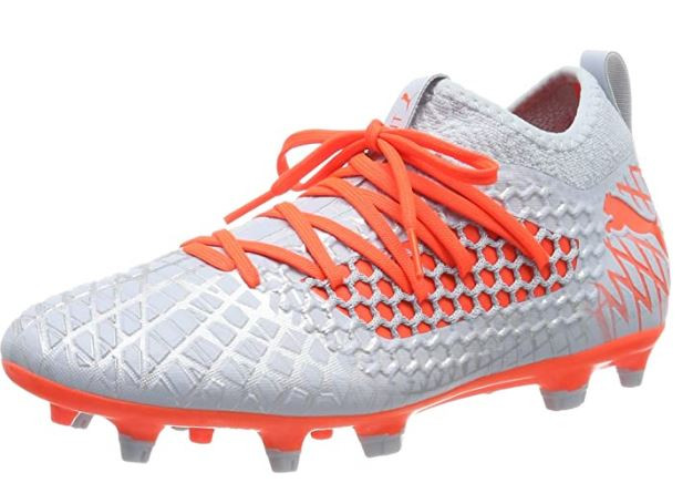 PUMA Men's Future 4.3 Netfit Fg/Ag Football Boots