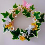 Springtime Interior Wreath