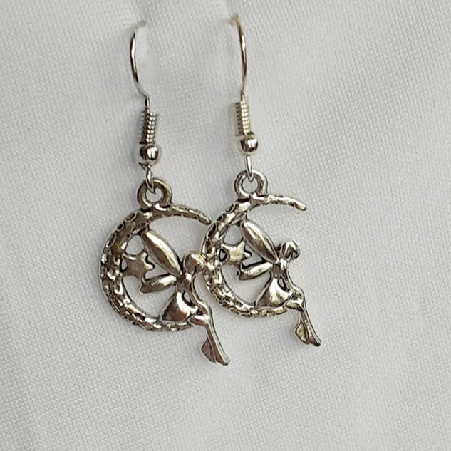 Fairy Moon earrings
