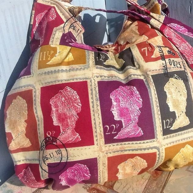 Stamp Handbag