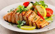 Healthy Protein Salmon