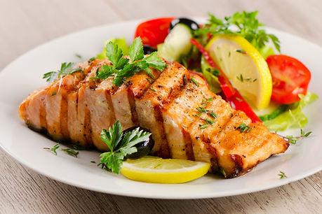 LGM Pan Fry Salmon