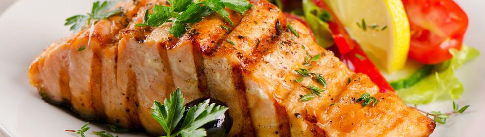 Heart Healthy Salmon