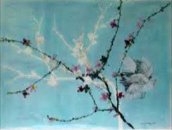 Quince with Bird (2010)